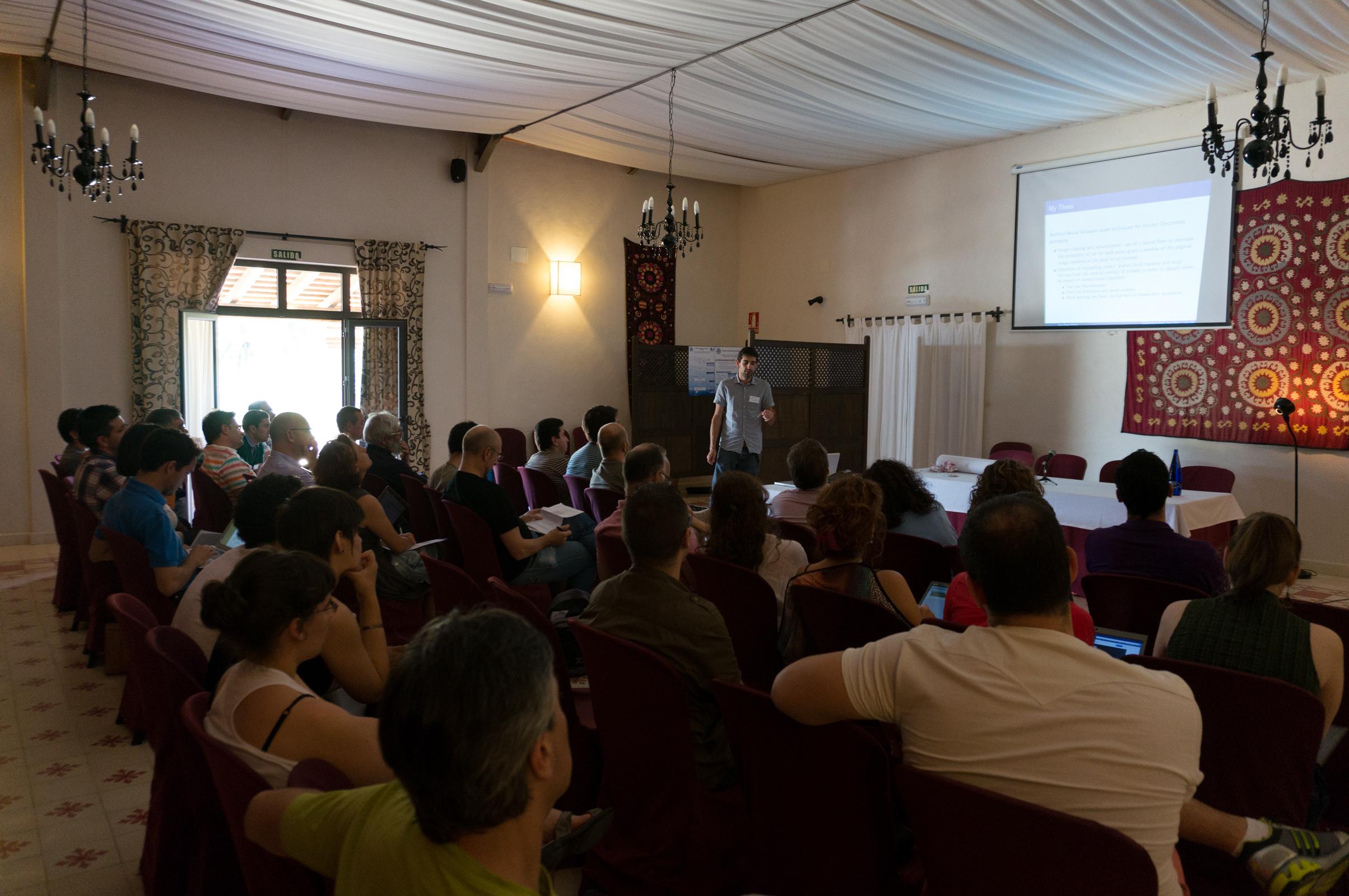 V Jornadas TIMM, Cazalla de la Sierra (26 de 102)