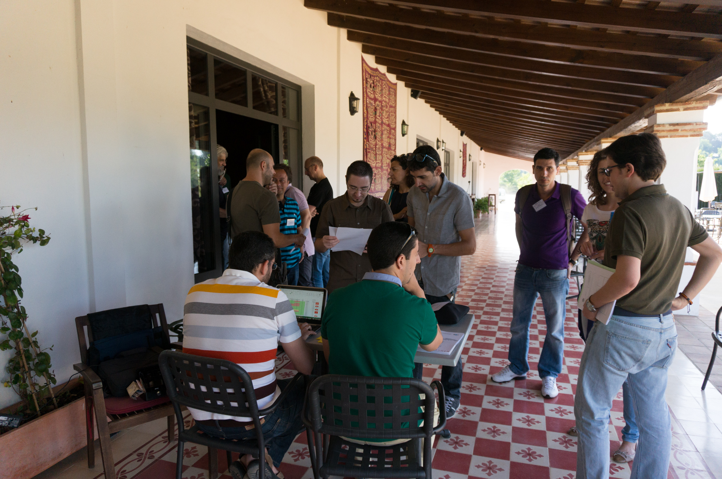 V Jornadas TIMM, Cazalla de la Sierra (6 de 102)